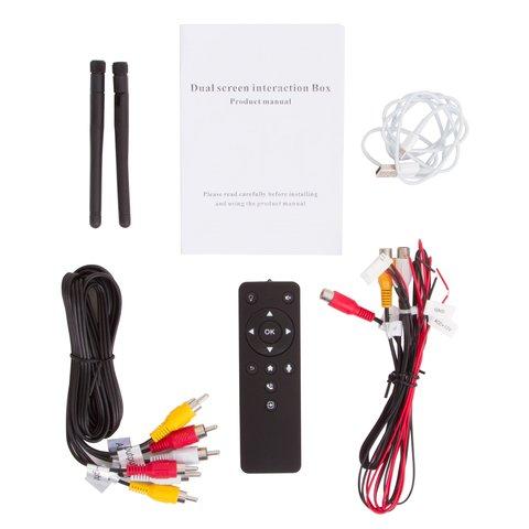 Автомобильный адаптер Wi-Fi для дублирования экрана Smartphone/iPhone Превью 3