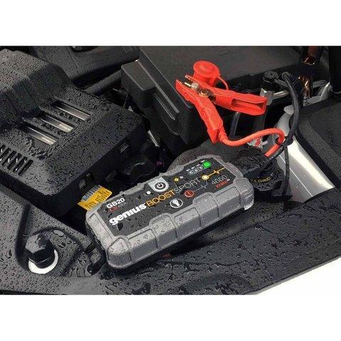 Пускозарядное устройство для автомобильного аккумулятора GB20 Превью 6
