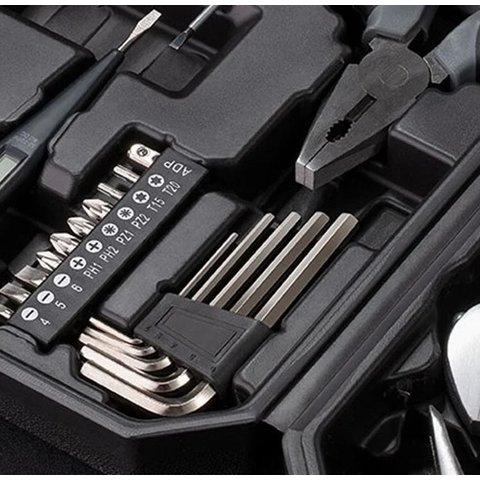 Набір інструментів Xiaomi Jiuxun Tools Toolbox Pro для дому (60 шт.) Прев'ю 9