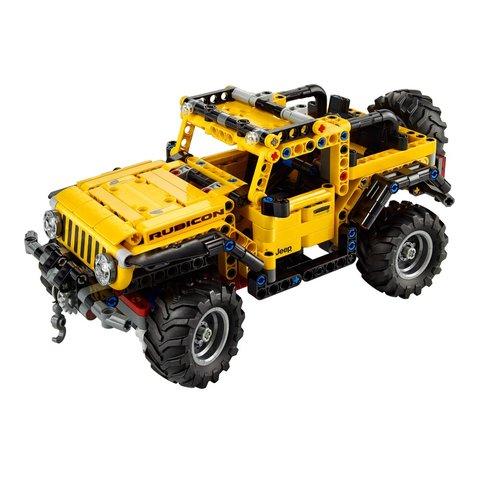 Конструктор LEGO Technic Jeep Wrangler 42122 Превью 1
