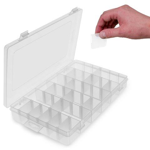 Utility Component Storage Box Pro'sKit 103-132D  (275x177x42.5 mm) Preview 1