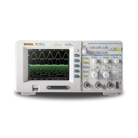 Digital Oscilloscope RIGOL DS1062CD Preview 1