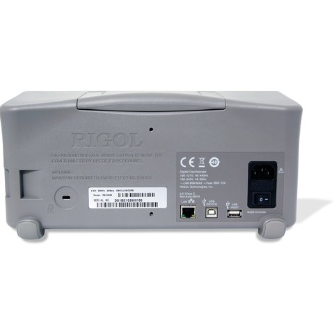 Digital 4-channel Oscilloscope Rigol DS1064B Preview 1