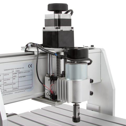 3-axis CNC Router Engraver ChinaCNCzone 3040Z-DQ (500 W) Preview 4