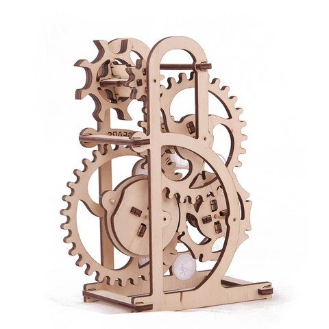 Mechanical 3D Puzzle UGEARS Dynamometer Preview 2