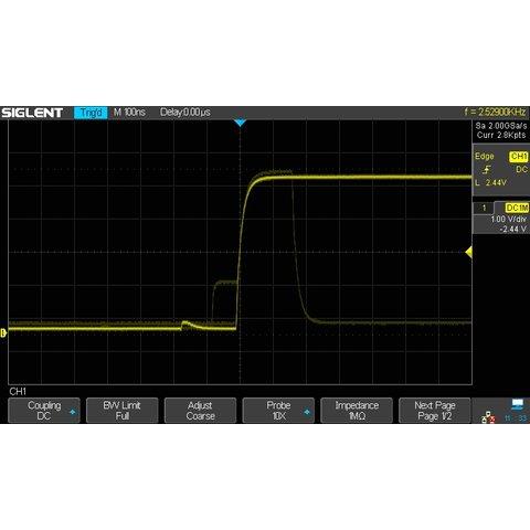 Super Phosphor Oscilloscope SIGLENT SDS2304X Preview 4