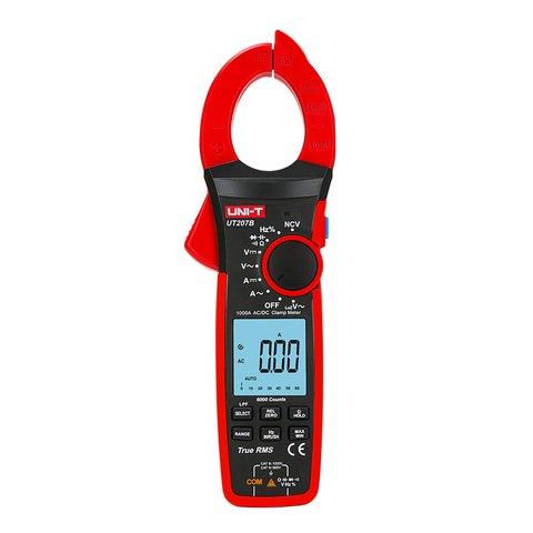 Digital Clamp Meter UNI-T UT207B Preview 3